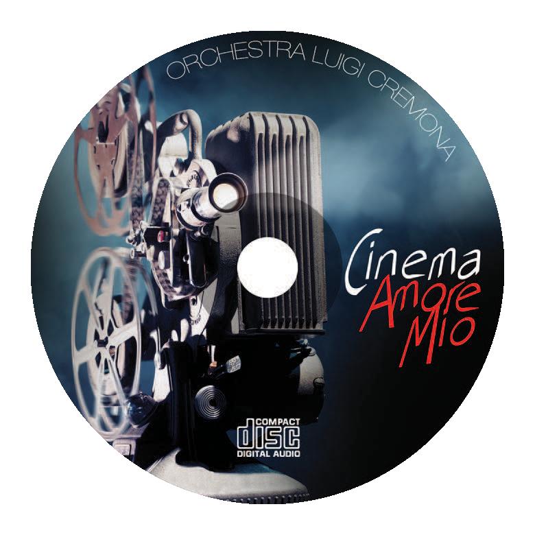 Vendita online Cd Cinema Amore Mio